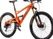 Orange Bikes presenta nueva Four