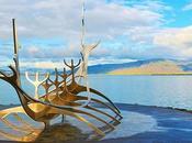 Ruta vikinga Reykjavík.