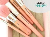 RECOMENDABLES: Brochas Pink Bambu bdellium tools