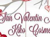 Valentin Makeup: Kiko Milano Cosmetics