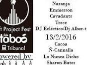 Lift Project Fest, sorpresas