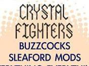 Nace Trafalgar Festival Crystal Fighters, Buzzcocks, Sleaford Mods, Everything Everything, Corizonas...