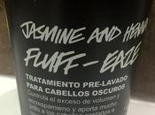 Lush: Jasmine Heena Fluff- Eaze