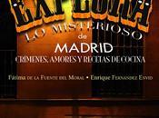 """""""Explora misterioso Madrid"""" Ediciones Librería"""
