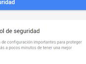 Google regala Drive checar seguridad cuenta (si, otra vez)