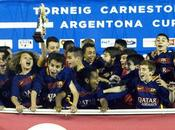 LosTorneos Carnaval fútbol base F.C. Barcelona