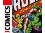 Marvel comics: años historia gráfica