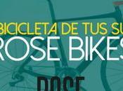 ROSE invita montar nuestra bici carta través
