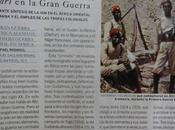 LIBRO: Primera Guerra Mundial África
