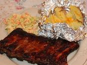 ribs... costillas barbacoa, porque quiero besarte cuando gana... para Cocina Typical Spanish