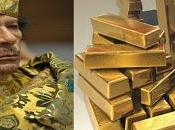 Confirmado: intervención OTAN Libia para Gadafi creara moneda respaldada
