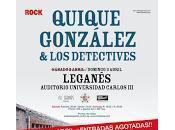 Quique González espera Leganés