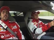 Felipe Massa impresiona Fernando Alonso Ferrari