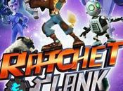 "Nuevo afiche ""Ratchet Clank"""