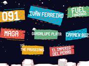 Interestelar Sevilla 2016: Iván Ferreiro, Maga, Fuel Fandango, Perro...