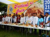 placeres culinarios Huaral. Festival Pato