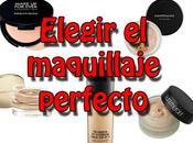 Elige base maquillaje perfecta
