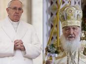 Dificil entender diálogo papa Francisco partriarca Kirill, jungla castrista