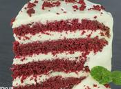 Receta velvet cake (pastel terciopelo rojo)