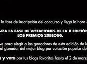 ¡Vota Nueva Deportiva Edición Premios 20Blogs!