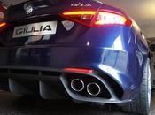 Alfa Romeo Giulia llega España