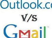 ¿Gmail Hotmail?