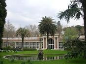Análisis parques jardines urbanos ciudades España.