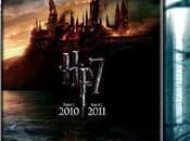 Harry Potter, letras escenas Artículos