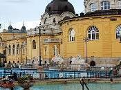 Budapest, ciudad balneario Europa