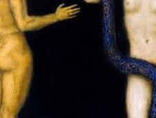 Eros bíblico Arte, sutil bella forma sublimar deseo.