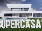 """Interiores, rascacielos caras conocidas """"Supercasas"""""""