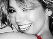 Thalía publica lyric video nuevo single, 'Desde noche'