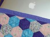 Funda portátil patchwork
