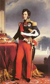 reinado luis felipe orleans, 1830-1848