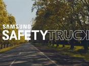 Samsung presenta Argentina primer Safety Truck