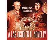 ocho Novelty Carlos Díaz Domínguez