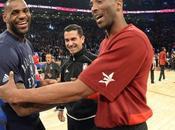 Fotos noche mágica para Kobe Bryant.