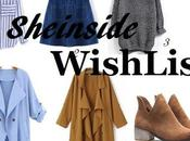 Sheinside wishlist