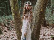 nueva colección vestidos novia TERRA Immaclé para novias femeninas románticas