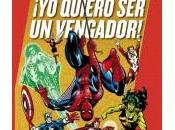 Vengadores: quiero Vengador!
