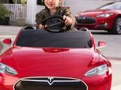 Tesla Model para niños