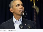 Obama visitará Cuba marzo