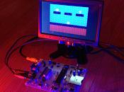 Ming Micro: sintetizador vídeo gráficos pixelados animará fiestas