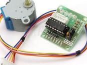 Arduino Tutorial Control motor paso byj-48