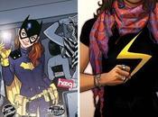superheroínas protagonizan exposición Salón Internacional Cómic Barcelona