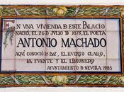 Antonio Machado monumento.