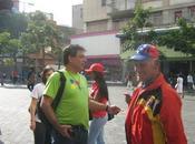 RECREO FUNDACION TODA VIDA VENEZUELA CONTINUA DESARROLANDO ACTIVIDADES RECREATIVAS BULEVAR SABANA GRANDE. Motivando comunidad vaya incorporando cada