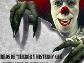 """Libros """"Terror Misterio"""" debes leer este 2016"""