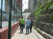 RECREO COMUNIDAD MANOLOS AVENIDA ANDRES BELLO. Visita para evaluar desarrollo Programas Misión Toda Vida Venezuela