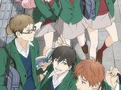 manga 'orange', Ichigo Takano, contará adaptación anime para verano 2016